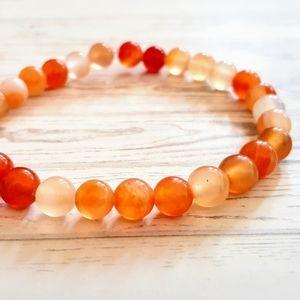 🖤3/$30🖤 Carnelian Stone Bracelet